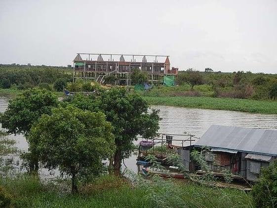 Prey Chas, Cambodia Community Development construction
