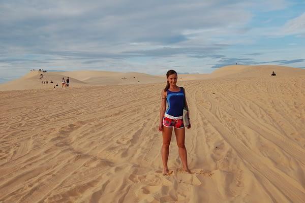 Bao Trang Sand Dunes