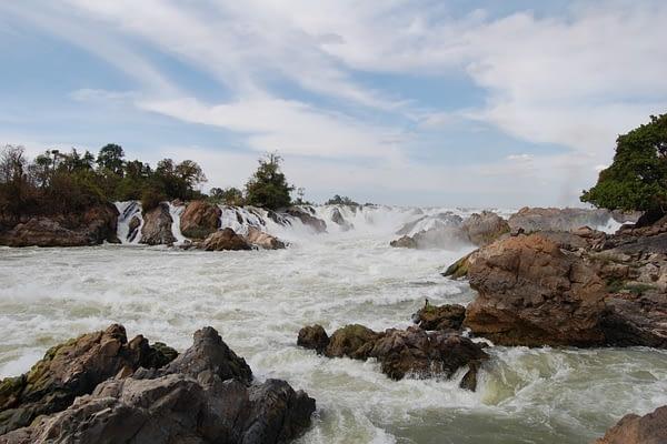 Khone Phapheng Falls - Si Phan Don Laos
