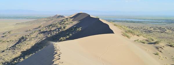 Altyn Emel Singing Dunes Kazakhstan