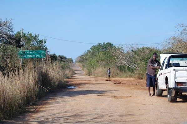 Transportation Maputo Elephant Reserve