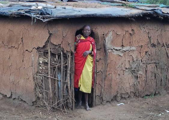 Maasai People - Maasai Mara Kenya