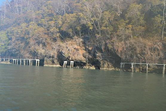 2004 Thailand Tsunami damage