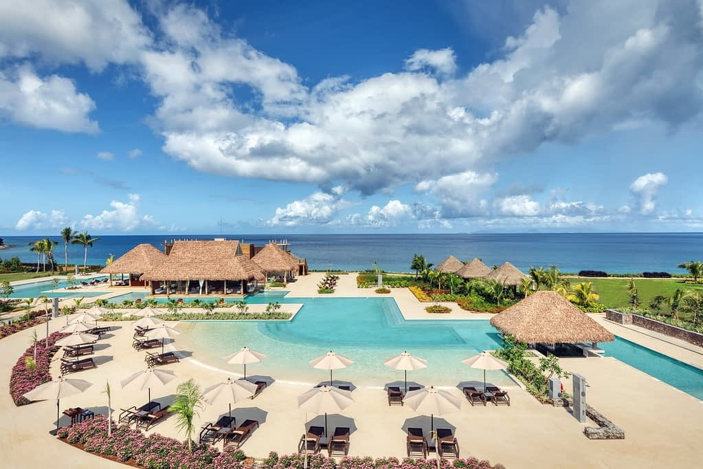 Cabrits Resort and Spa Kempinski, Dominica Main Pool