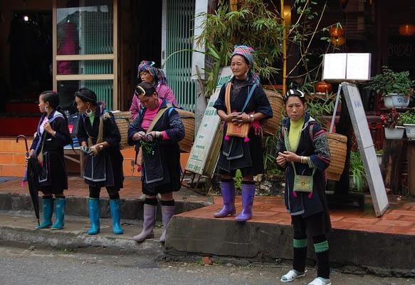 Black Hmong Sapa