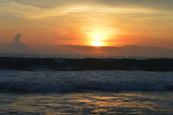 Karon Beach Sunset - Best Phuket Beaches