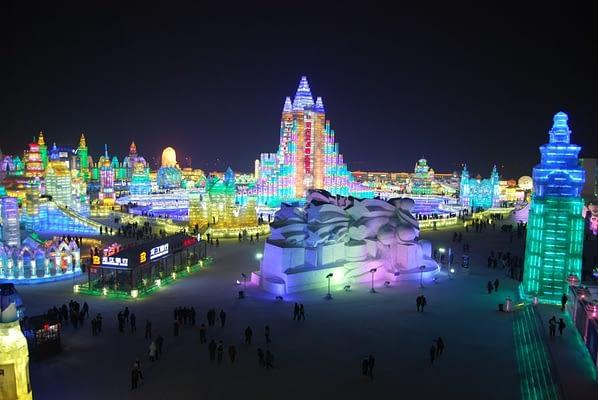 Harbin Ice Village