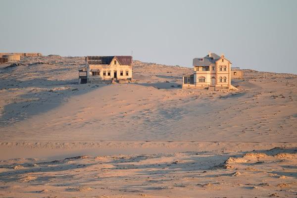 Kolmanskop - Ludritz Namibia