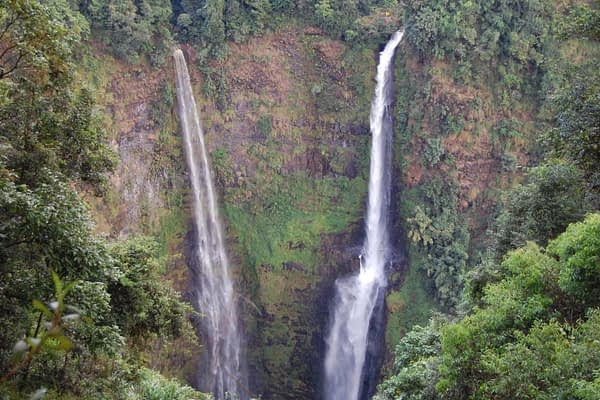 Tad Fane Waterfalls, Bolaven Plateau Laos