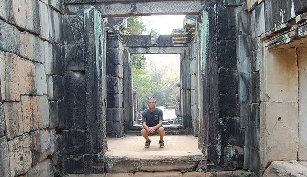 Secret Angkor Temples