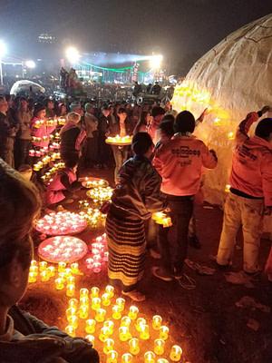 Taunggyi Fire Balloon Festival Elegance