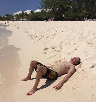 Governor's beach - grand cayman island