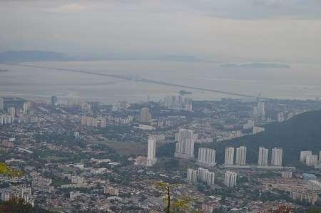 Penang Hill Things to Do Views