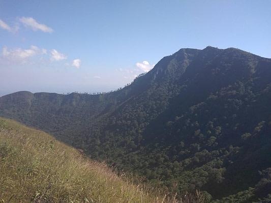 Final destination climbing mount popa
