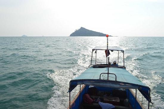 Thailand Islands Transportation