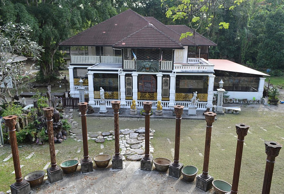 Colonial Penang Museum Pulau Tikus