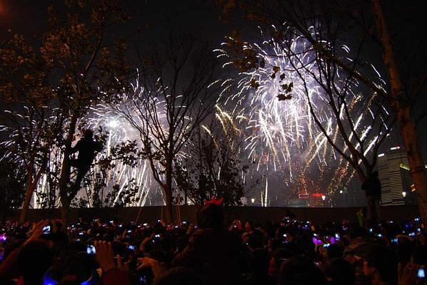Excellent Fireworks Shanghai