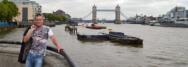 London Bridge Thames River