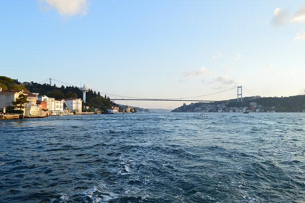 Bosphorus Narrows